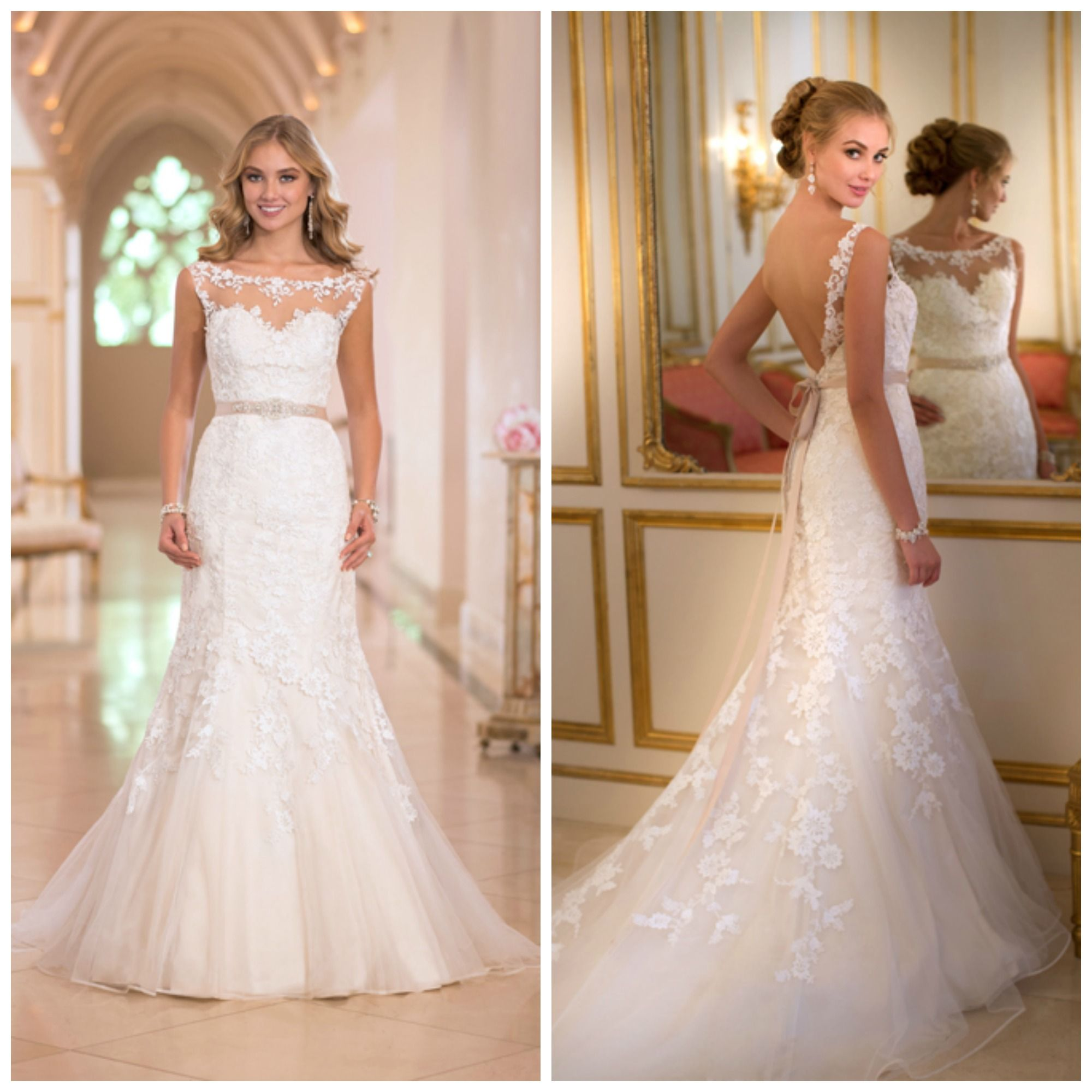 Used wedding dresses near me  NEW NOT USED Stella York  Size  Wedding Dress  Stella york