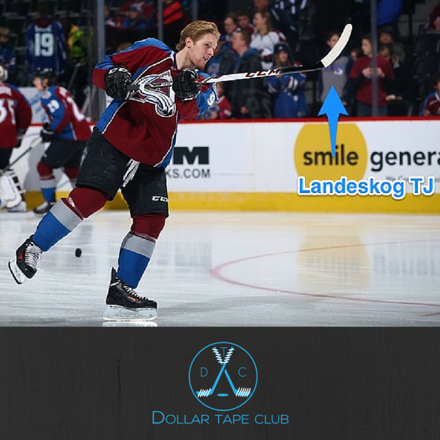 2 Of Our Top 5 Hockey Tj S In The Nhl Goes To Gabriel Landeskog Of The Colorado Avalanche Not Only Is Landeskog The Young Best Player Nhl Colorado Avalanche