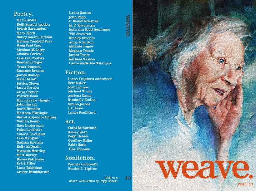 Weave Magazine Issue 10