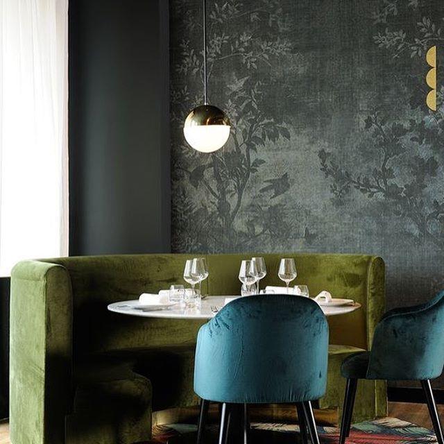 Frenchinterior Design Ideas: Le Foret Noire Lyon By @claude_cartier_decoration. On