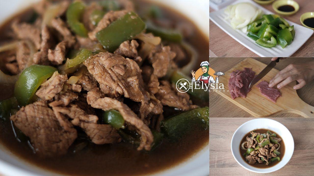 Resep Masakan Rumahan Saat Lockdown Dirumahaja Beef Sukiyaki Rumahan Elysiakitchen Youtube Resep Masakan Resep Masakan
