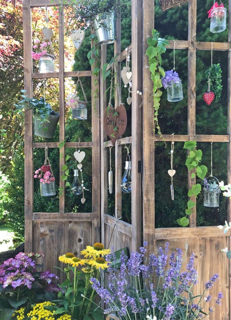 Tolle Deko für Garten und Terrasse