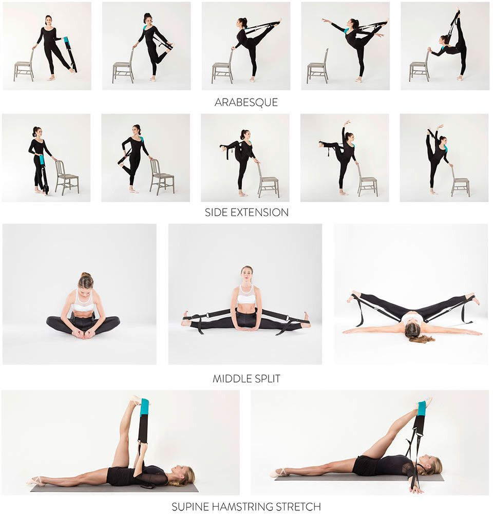 Related image | splits | Flexibility workout, Dancer ...
