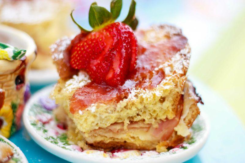 Monte Cristo Breakfast
