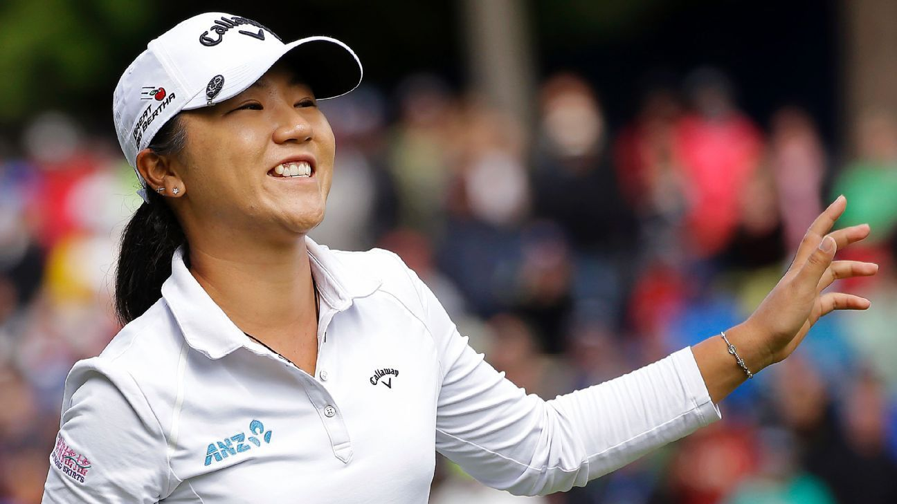 Lydia Ko takes 1-shot lead at Women's PGA | Lydia ko ...