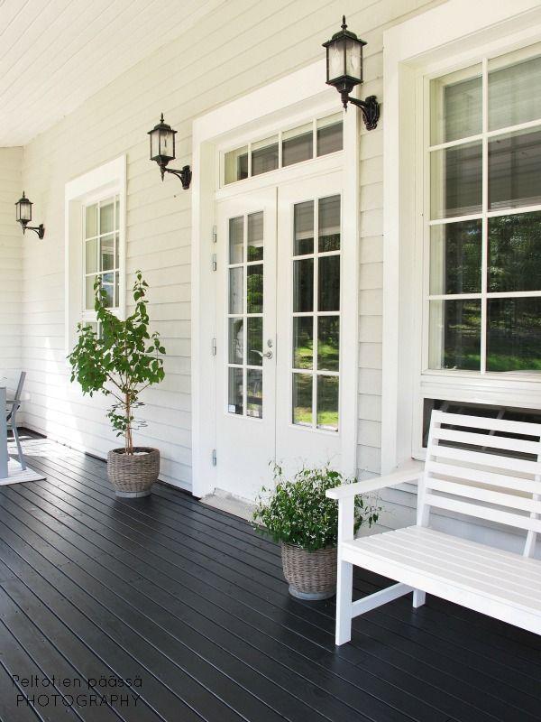 Peltotien Paassa Hamptons House Exterior House Exterior House