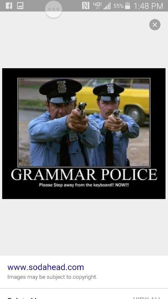 Pin By Shannon Jackson On Blhahaha Grammar Police Baseball Cards Lol