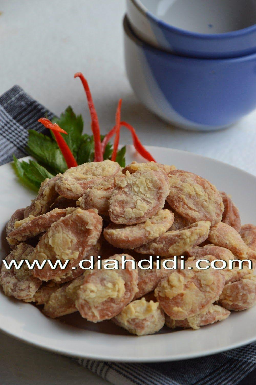 Sosis Krispi Masakan Resep Masakan Indonesia Makanan