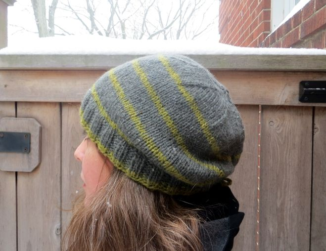 Hugs For Your Head Postive Ease A Free Pattern Knit Hats