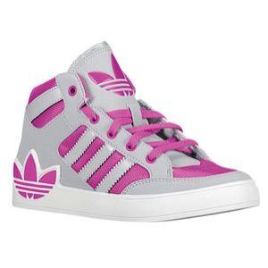 new arrival 40df7 d95a6 adidas Originals Hard Court Hi - Girls  Grade School. Foot Locker.