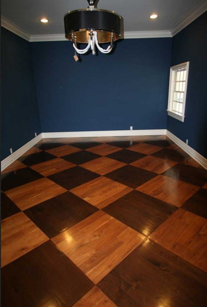 Checkered Wood Floor Google Search Ideas For The House