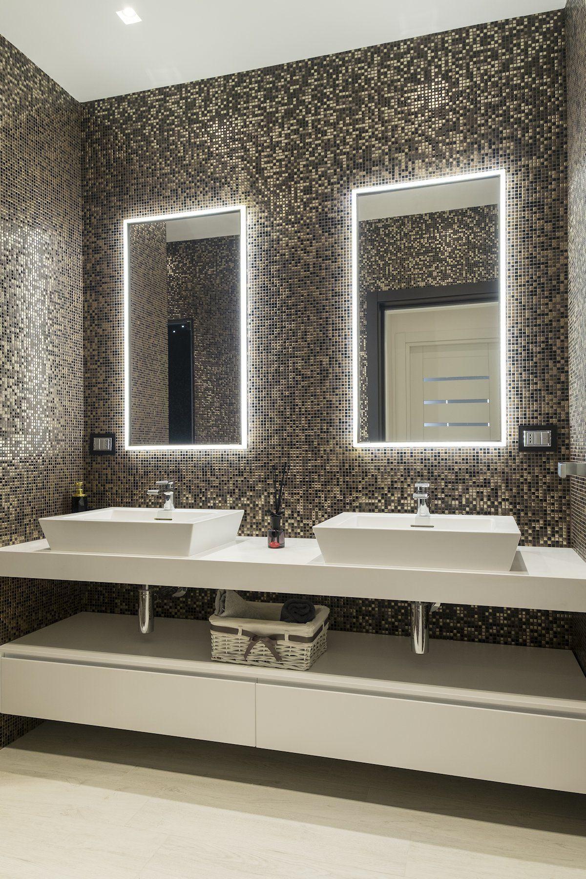 Specchio Contenitore Elisir Su Misura Nel Progetto Di Abbw