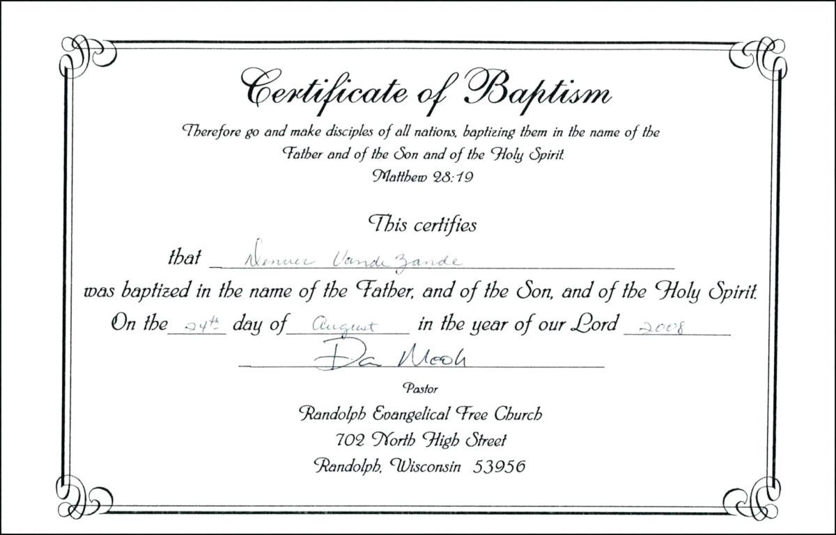 Baby Christening Certificate Template Great Sample Templates For Baby Dedicatio Certificate Templates Baby Dedication Certificate Free Printable Certificates Baby dedication certificate templates free