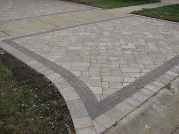 Brussels Block Design Ideas Pictures Remodel And Decor Brick Paver Patio Cobblestone Patio Outdoor Patio Decor