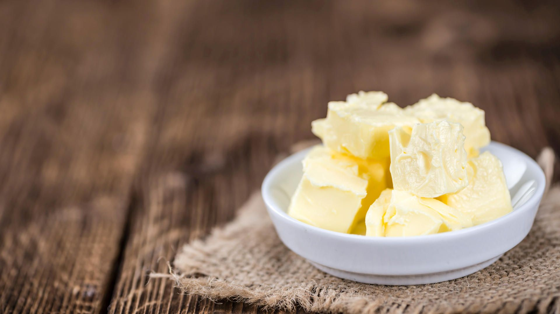 Butter aus frischer Milch selber machen