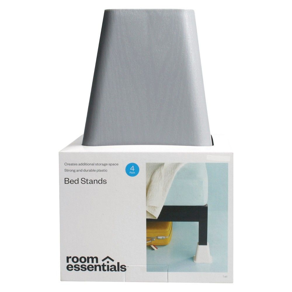 Best Furniture Risers Gray Room Essentials With Images 400 x 300