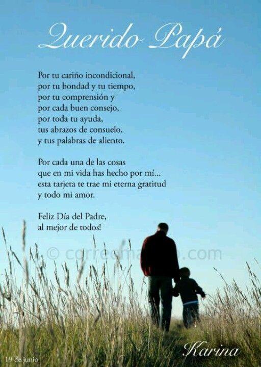 Querido Papá Frases Para Papa Fallecido Pensamientos Para