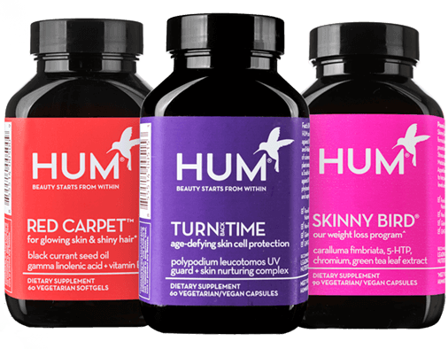 HUM vitamins, Skin Probiotic and more! Vegan, Natural
