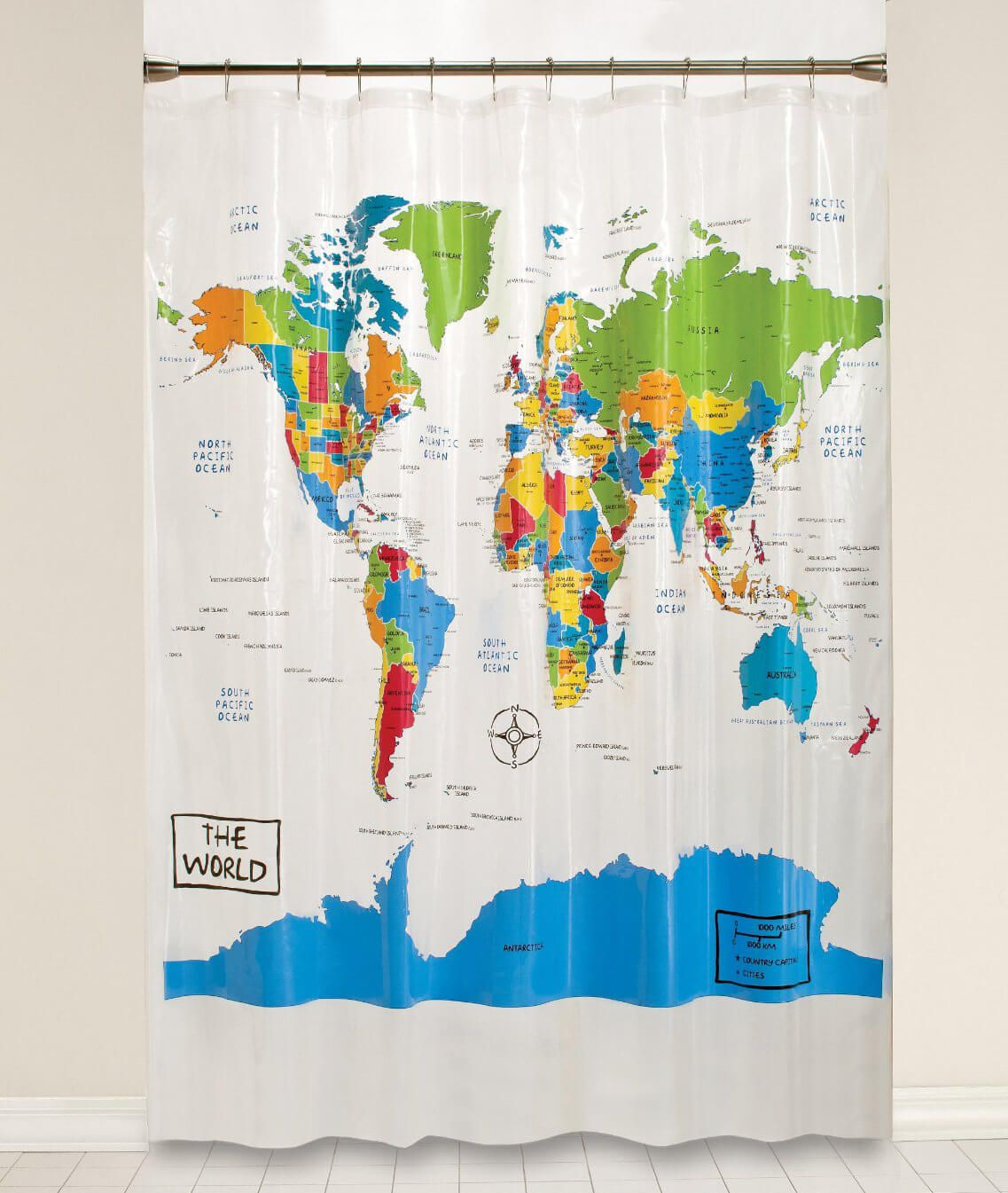 22 Shower Curtains Your Kid Will Love Coole Duschvorhange