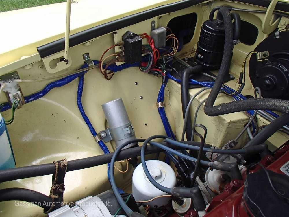 Mgb Engine Wiring Wiring Diagram Schemes