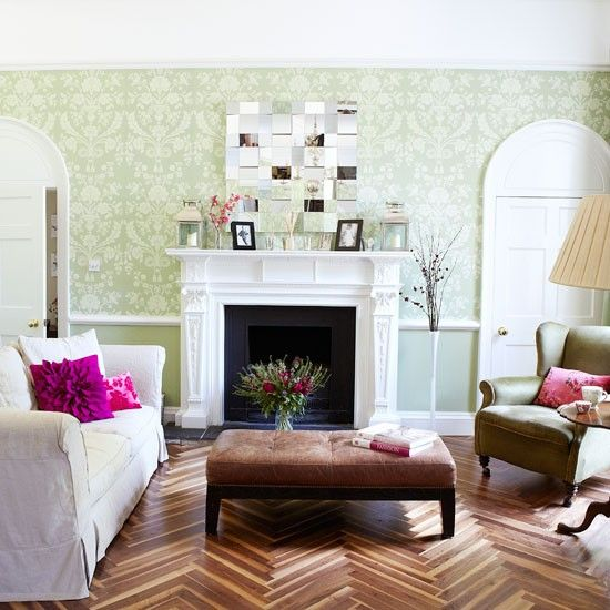 Period Living Room With A Modern Twist Living Room Decor Country