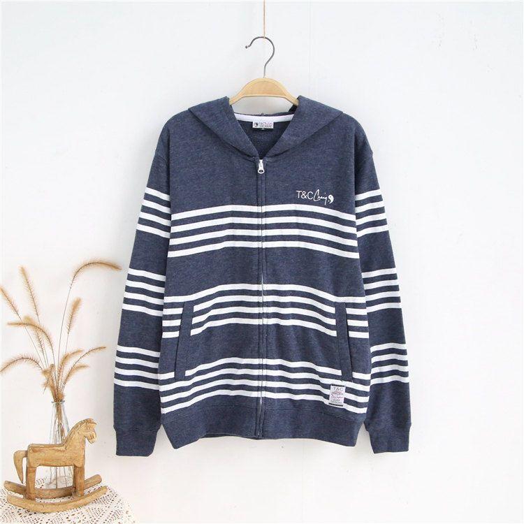 Buy Janseed Hooded Zip Jacket | YesStyle