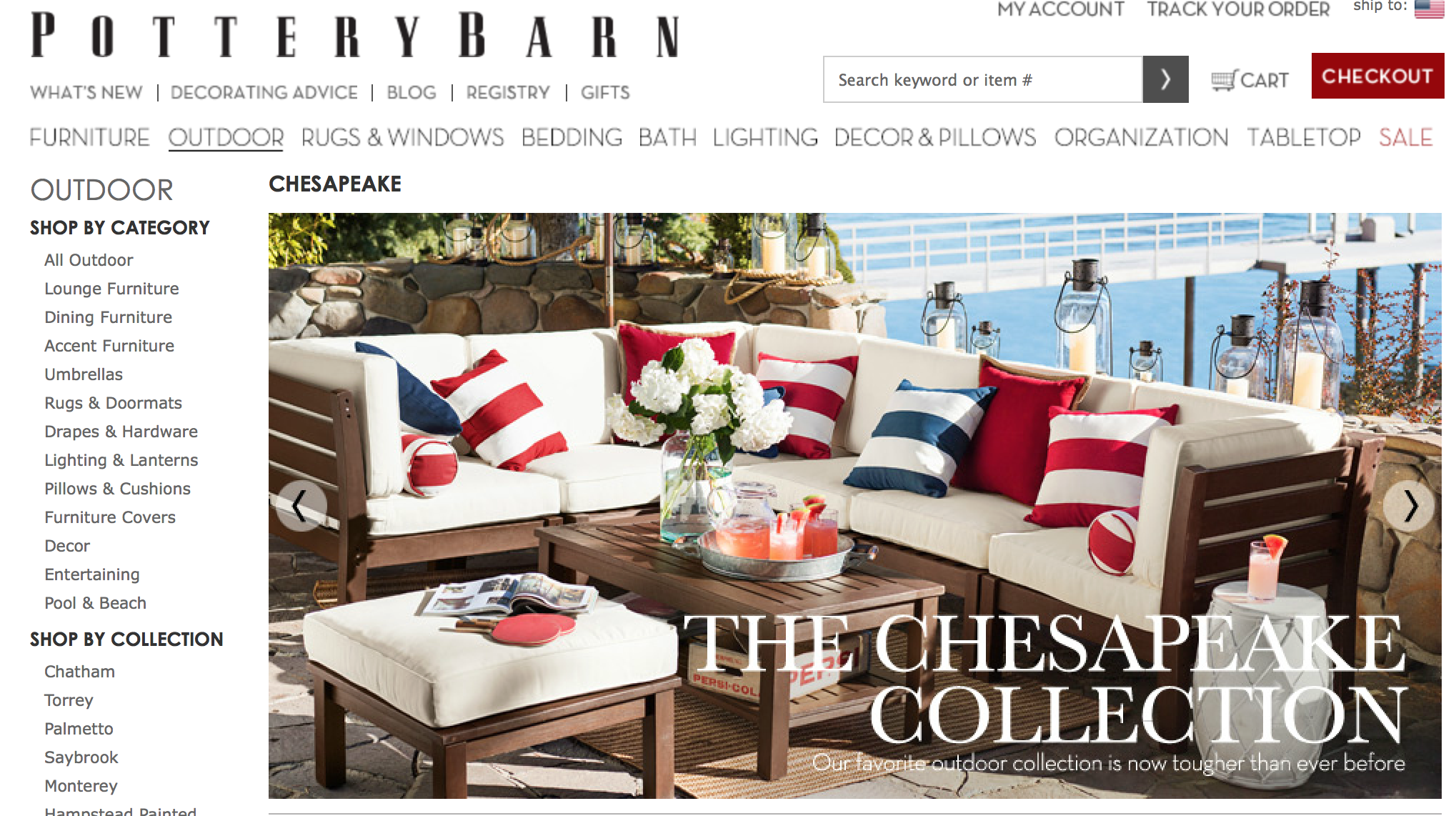 Pottery Barn Summer Reed Davis Photography