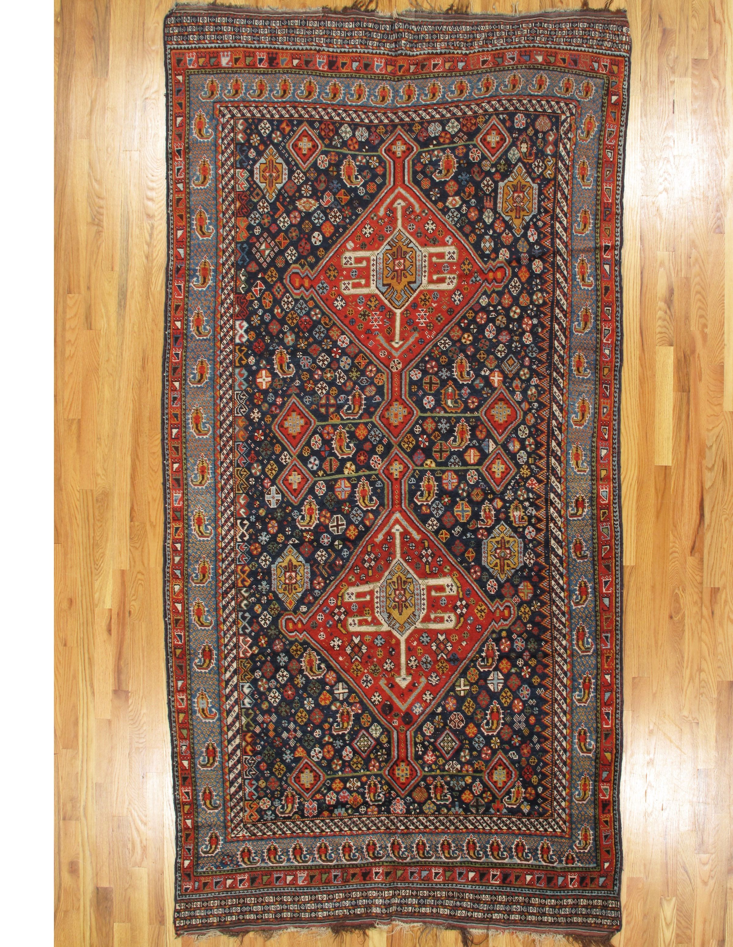 Luri Carpet From South West Iran Age