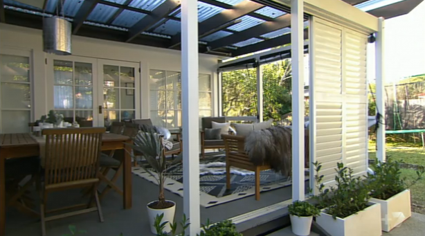 Winter Outdoor Area Makeover Better Homes And Gardens