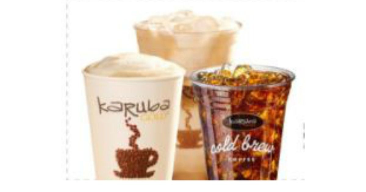 Buy 1 Get 1 FREE Karuba Gold Beverages @ Kwik Trip & Kwik