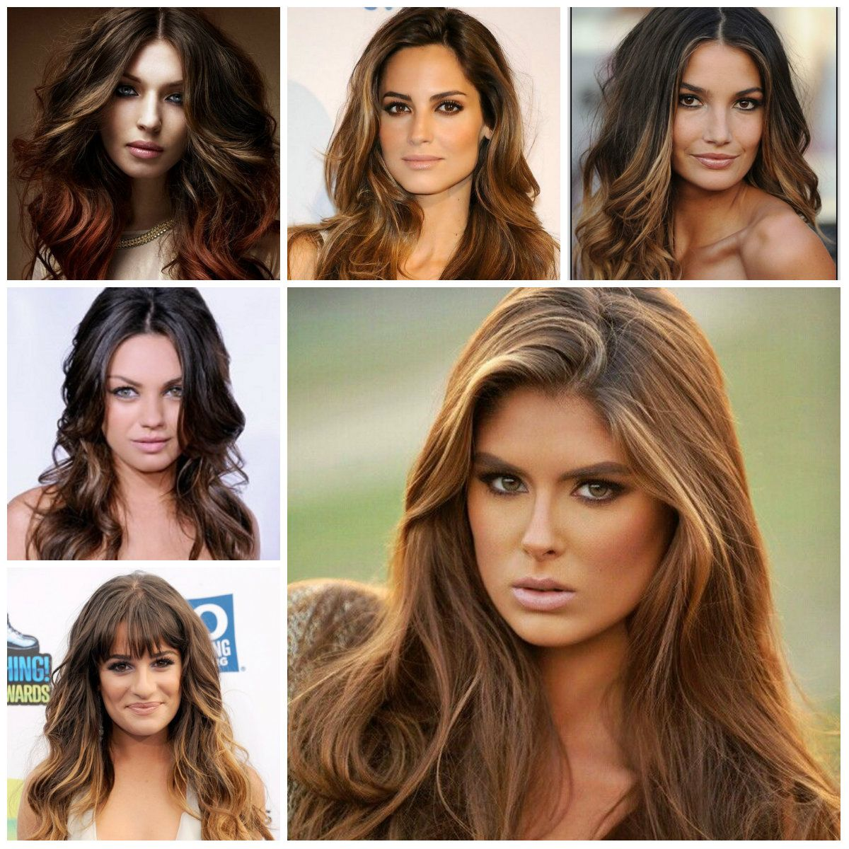 Latest hair color ideas trendy hairstyles for