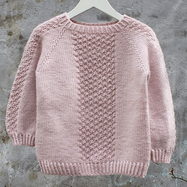 Photo of Perlestykke-Muster von PixenDk #baby sweater
