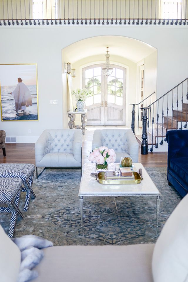 living room in blue%0A      best Top Pin  Home Decorating images on Pinterest   Patterns  Calm  and Crafts to make