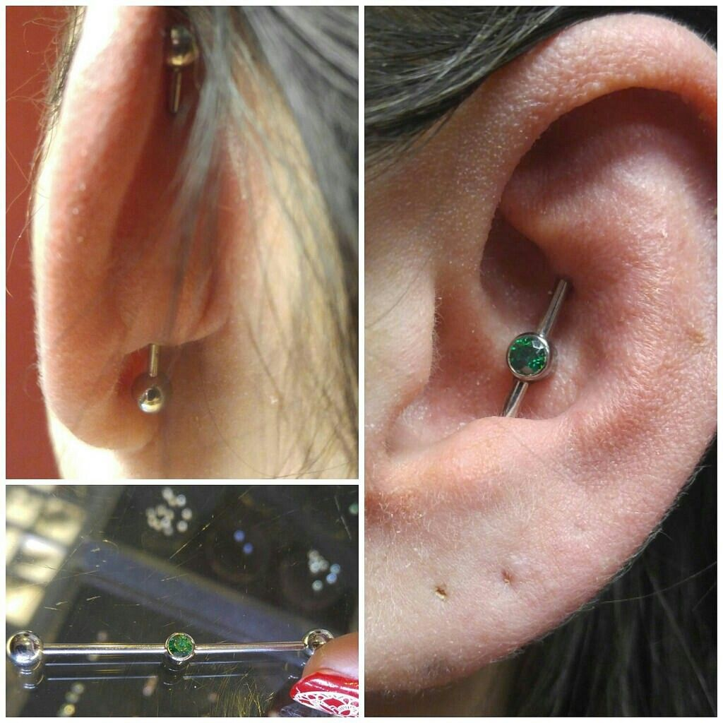 Belly piercing over scar tissue  Tribal Rites Tattoo and Piercing tribalritesco on Pinterest