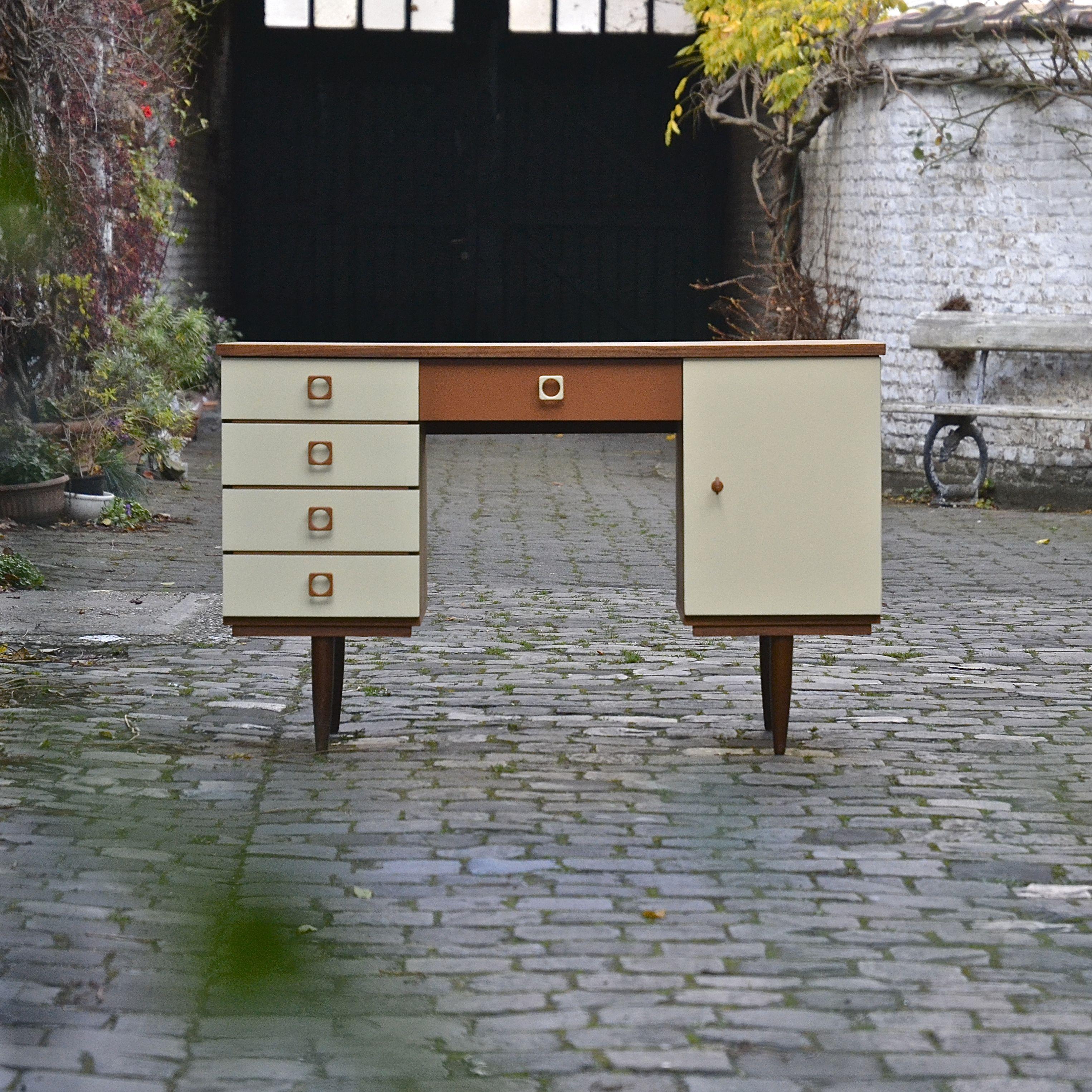 Upcycled / renovated furniture - Meuble vintage rénové By Madeleine ...