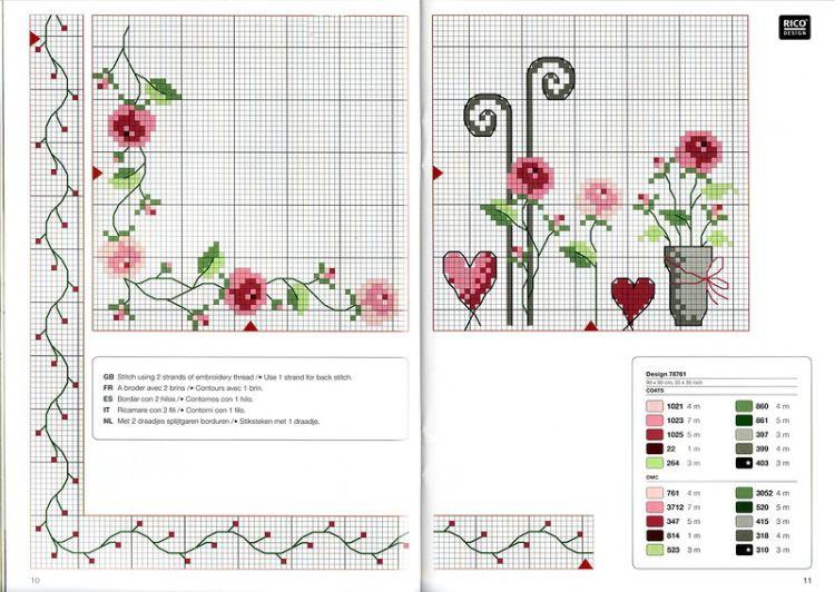 Gallery.ru / Фото #6 - #118 Roses and Lavander - simplehard