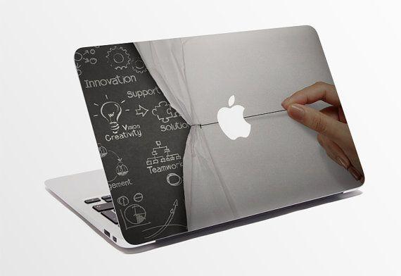 Macbook Decal Custom Sticker For Computer Reveal The Soul - Custom vinyl stickers macbook