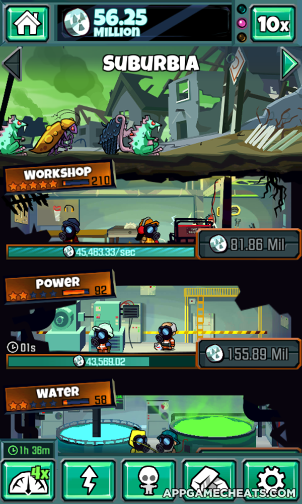doomsday clicker hack cheats tips for gold boosts action