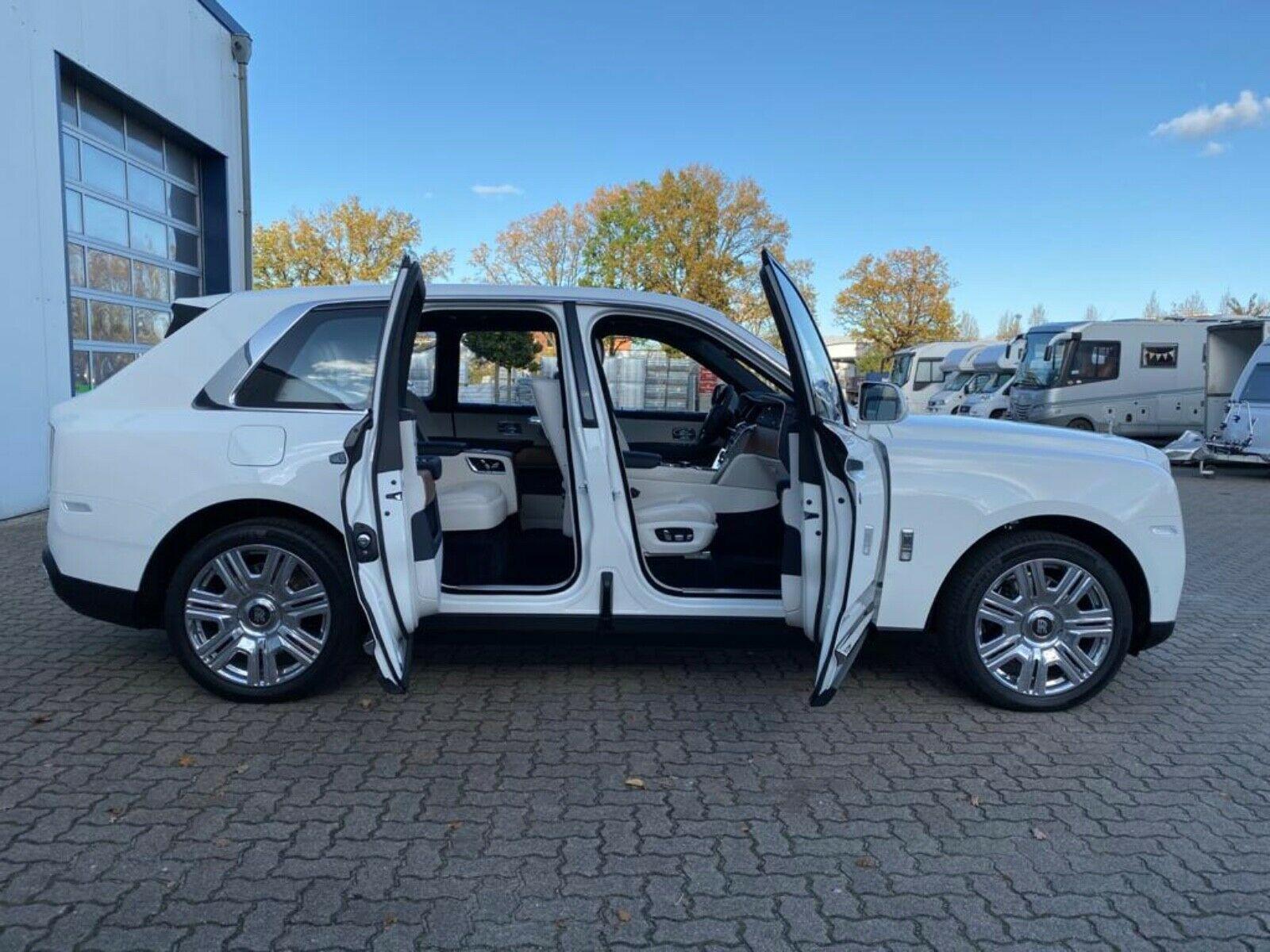 Photo of 販売:ロールス-ロイス-クリナン-高級車はハンブルクドイツ