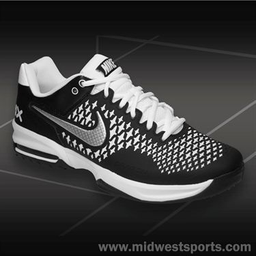 competitive price aa4a2 4e838 ... Nike 2014 Mens Air Max Cage tennis shoe features excellent comfort,  durability, warranty, ...