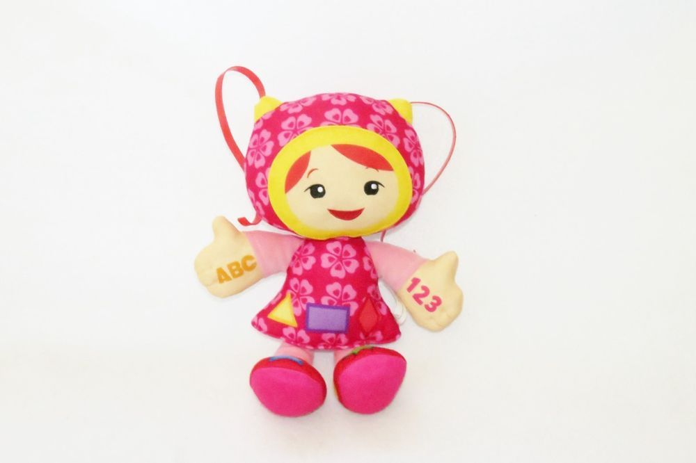 13 Fisher Price Team Umizoomi Mighty Musical Milli Singing