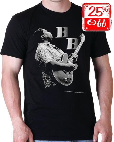 Blues. B B KING T-SHIRT