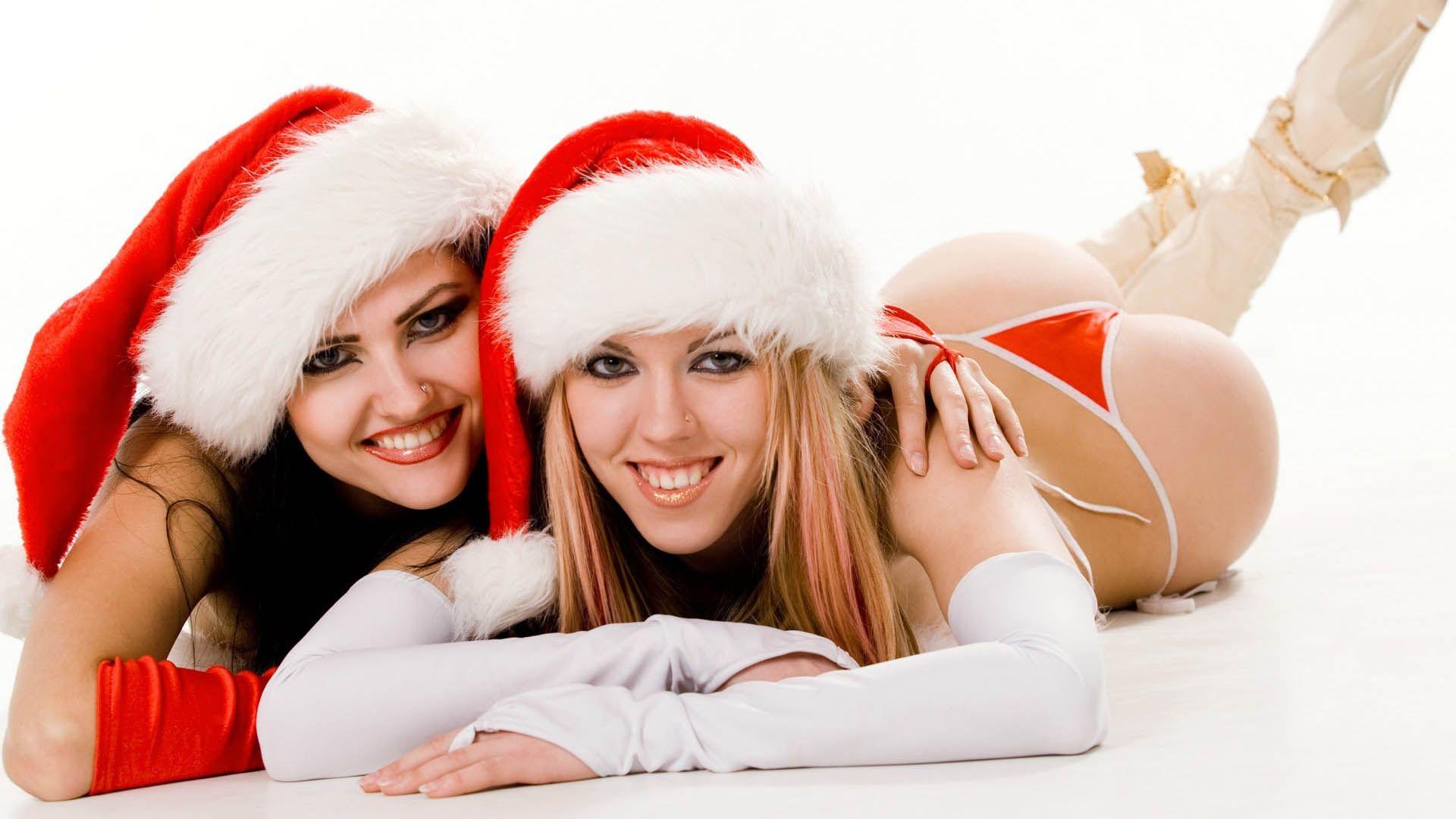 Seems Hot christmas girl santa think