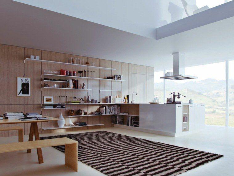 Meuble séparation cuisine salon en plus de 55 idées | Cuisine and ...