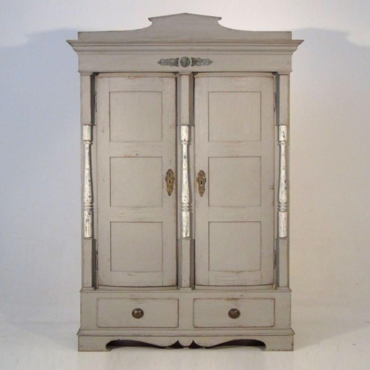 Antique Scandinavian Cabinet With Bronze Nountings C1830 Scandinavian Cabinets Antique Gustavian Antique Cupboard