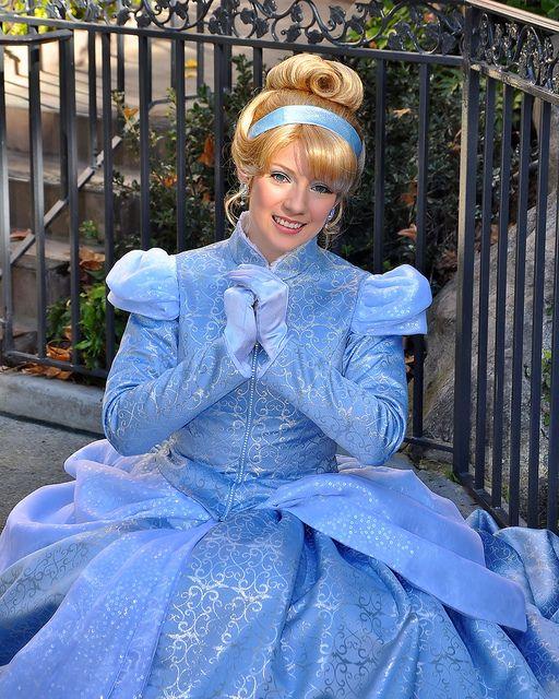 Princess Cinderella 8320 Disney Cosplay Cinderella Disney