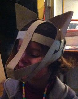 S 39 il te plait fabrique moi un jouet fabriquer des masques en papier pas m ch masque - Masque de loup a fabriquer ...