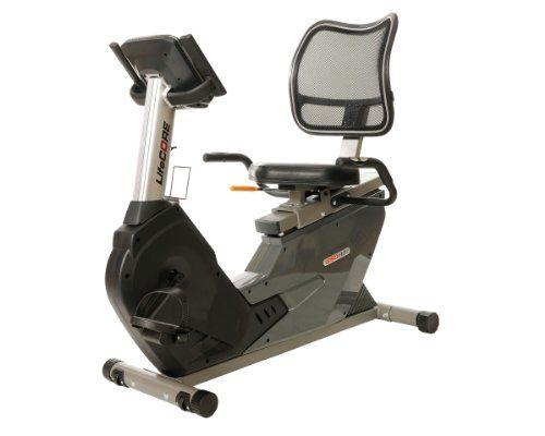 Lifecore Fitness Lc850rbs Compact Self Powered Recumbent Bike Best Exercise Bike Recumbent Bike Workout Exercise Bikes