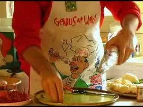 ▶ Charles Phoenix's Astro-Weenie Christmas Tree - YouTube