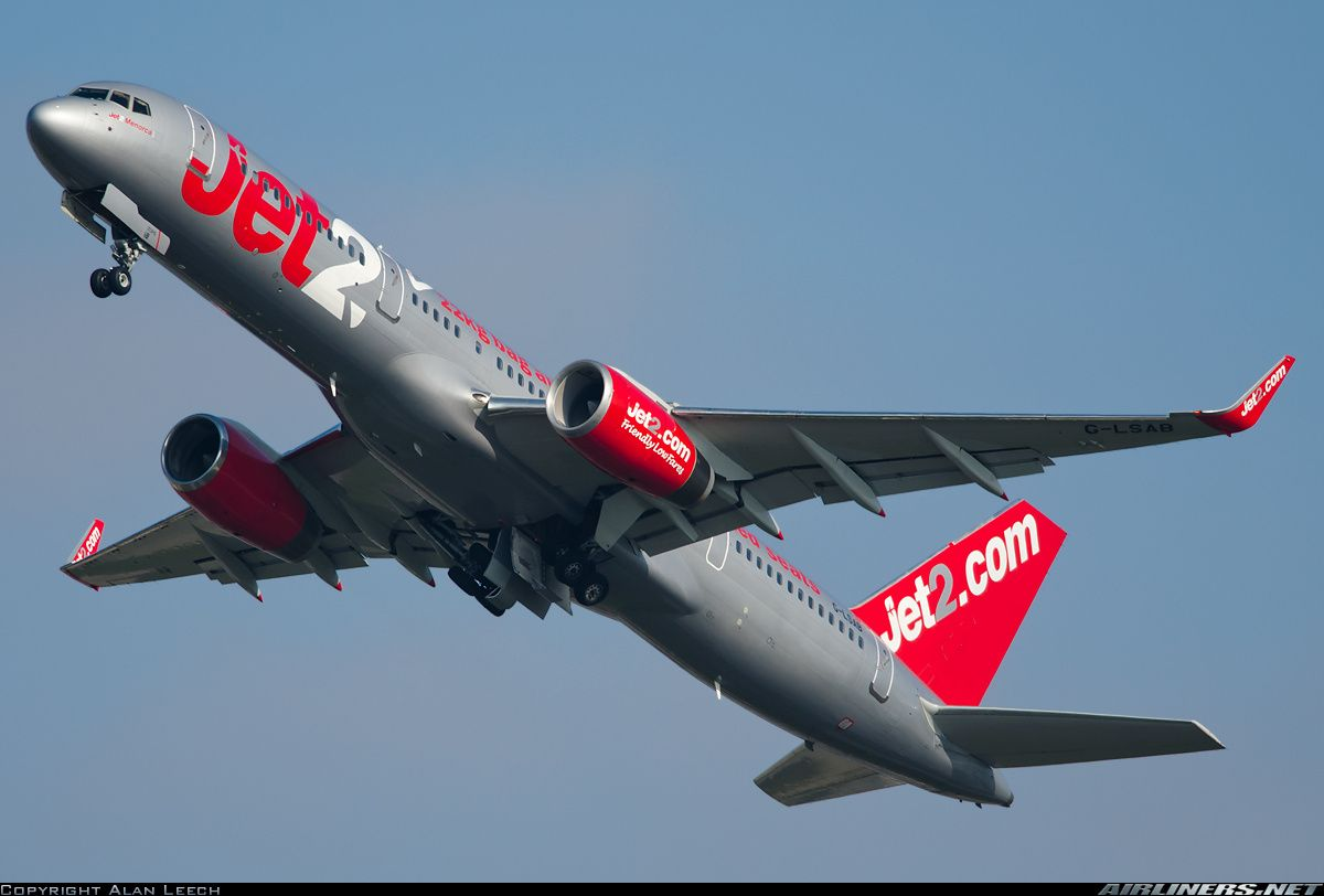 Boeing 757-27B aircraft picture
